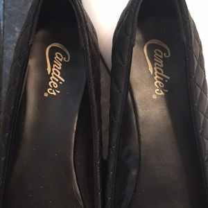 Candie's Shoes - FINAL PRICE CANDIES BLACK SHOES
